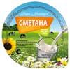 Красочная упаковка молочных продуктов привлекает потребителей