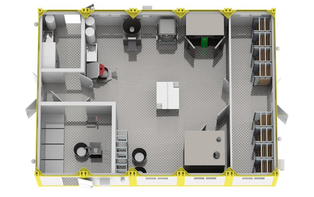 Архитектурно-планировочное